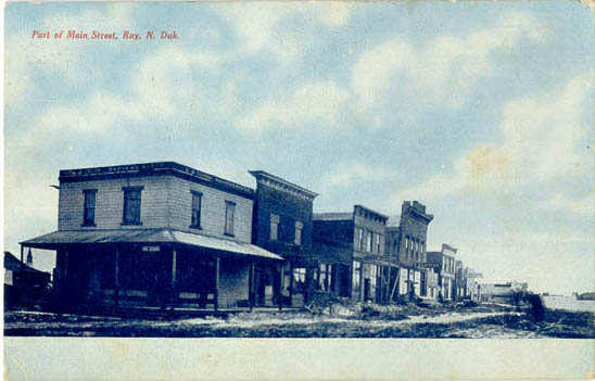 Penny Postcards From Williams County North Dakota