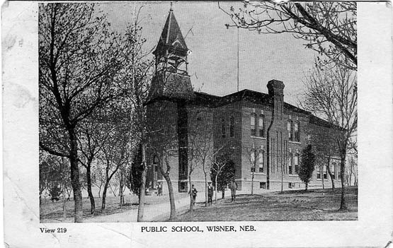 West Point >> Penny Postcards from Cuming County, Nebraska