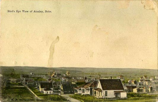 Penny Postcards from Custer County, Nebraska