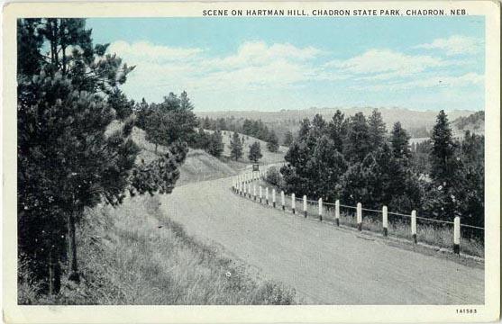 penny postcards from dawes county  nebraska