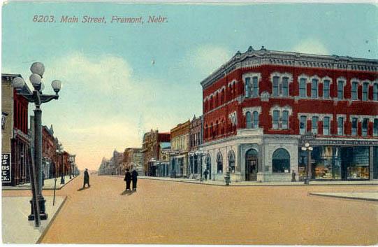Penny Postcards from Dodge County, Nebraska