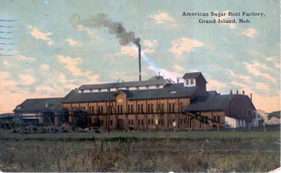 penny postcards  hall county nebraska