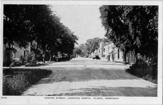 Centre Street, Looking North, Tilden