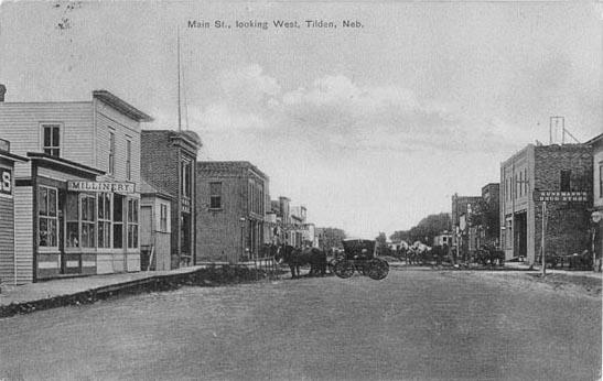 Penny Postcards From Madison County Nebraska
