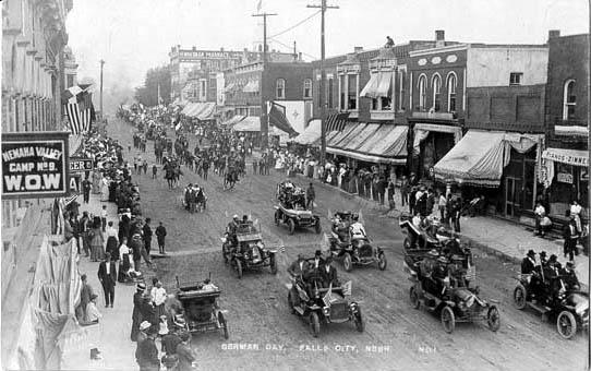 Penny Postcards From Richardson County Nebraska