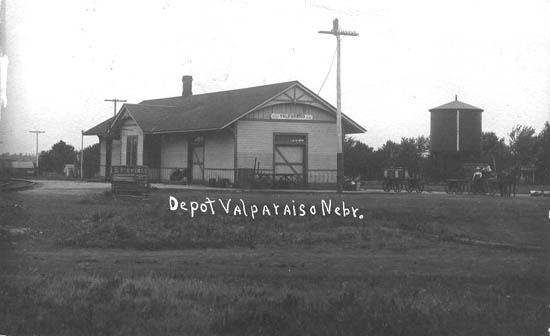 Penny Postcards From Saunders County Nebraska