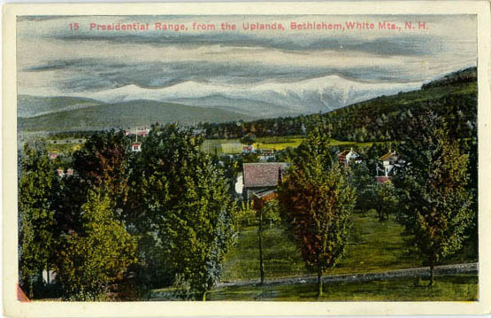 Penny Postcards From Grafton County New Hampshire