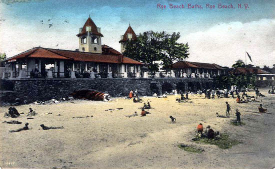 Penny Postcards From Westchester County New York