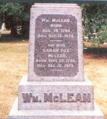William M<sup>c</sup>Lean