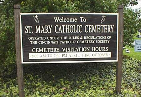 St. Mary Catholic Cemetery