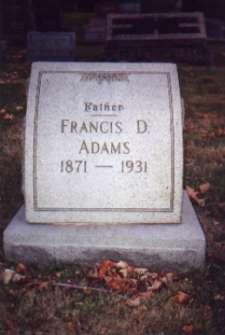 Francis D. Adams
