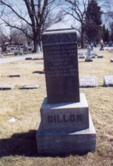 George & Margery Dillon