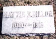 Maytie Dillon