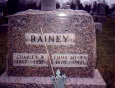 Charles W. & Emma (Myers) Rainey