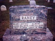 Albert & Mary Raney