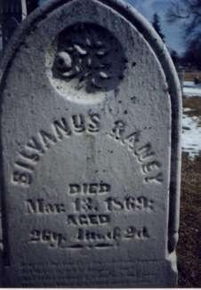 Silvanus Raney