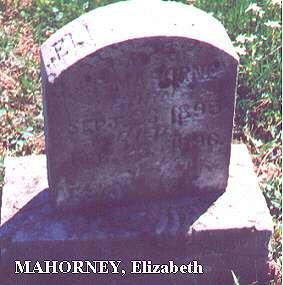Elizabeth Mahorney