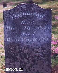 Eli Hinton