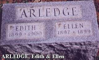Edith & Ellen Arlidge
