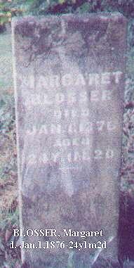 Margaret Blosser