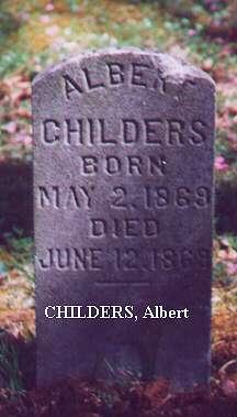 Albert Childers