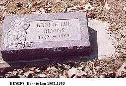 Bonnie Lou Bevins 1962-1963