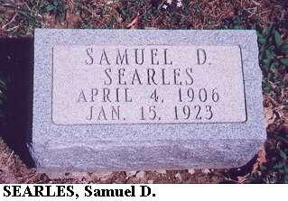 Samuel D. Searles