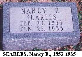 Nancy E. Searles