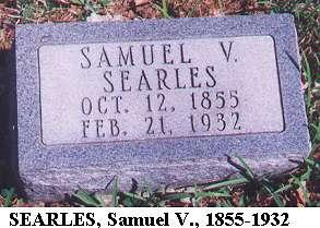 Samuel V. Searles