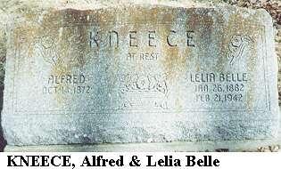 Alfred & Lelia Belle Kneece