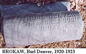 Burl Denver Brokaw