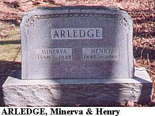 Minerva & Henry Arledge