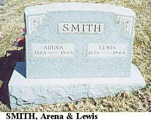 Arena & Lewis Smith