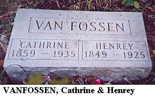 Cathrine & Henrey Van Fossen