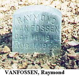 Raymond Van Fossen