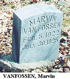 Marvin Van Fossen