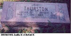 Luella M. & Robert N. Thurston