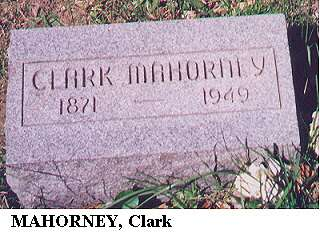 Clark Mahorney