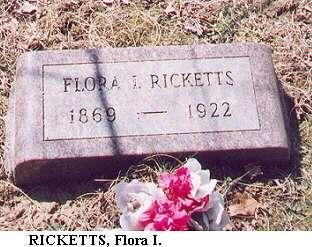 Flora I. Ricketts