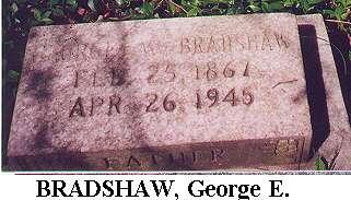 George E. Bradshaw