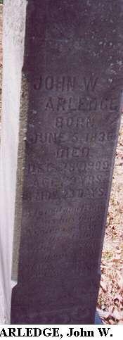 John W. Arledge