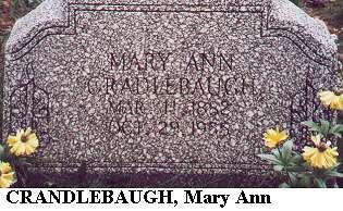 Mary Ann Crandlebaugh