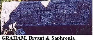 Bryant & Sophronia Graham