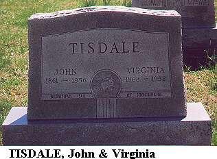 John & Virginia Tisdale