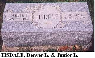 Denver L. & Junior L. Tisdale