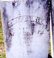 Jabez Dolbee, h/o Olive