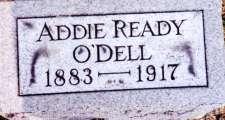 Addie Ready O'Dell