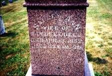 Salley Ann O'Dell w/o Samuel