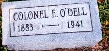 Colonel E. O'Dell