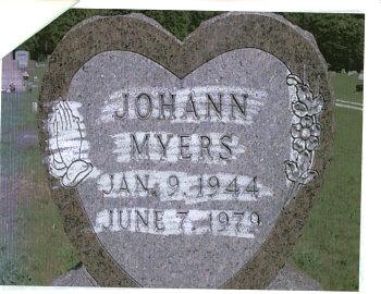 Johann Myers